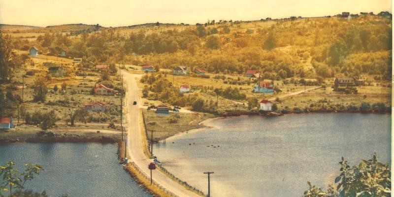 Historic Route 311 Lake Carmel